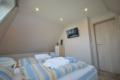Ferienwohnung Kiebitz II Schlafzimmer1