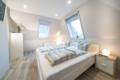 Ferienwohnung Kiebitz II Schlafzimmer2