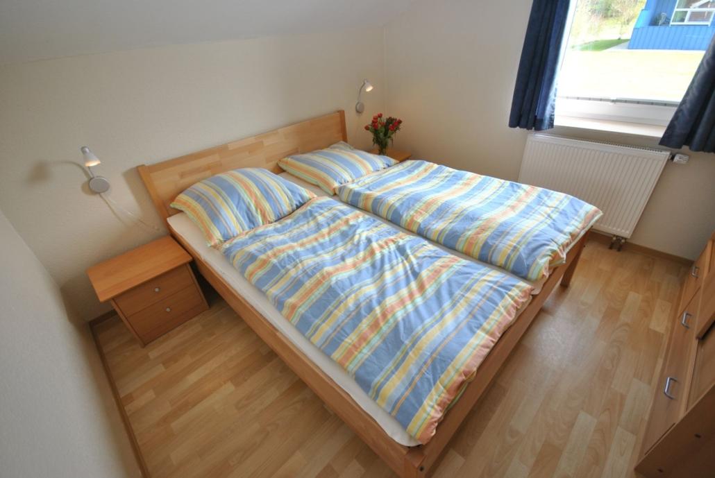 Ferienhaus_Strandmuschel_Schlafzimmer2
