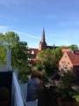 Penthouse_Medemspeicher_Otterndorf_Ausblick