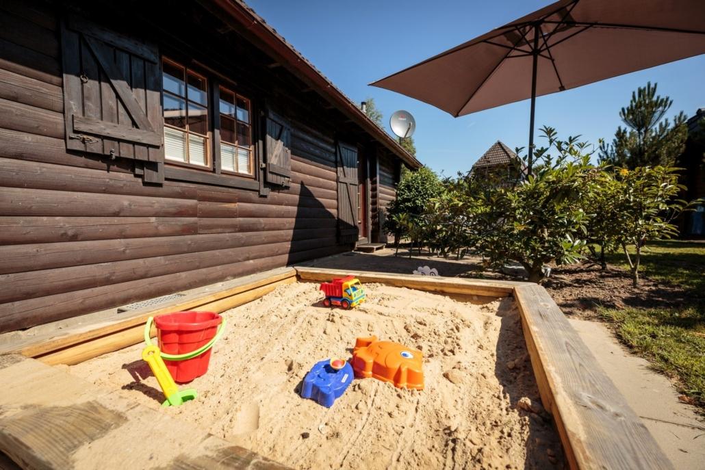Ferienhaus_Seepferdchen_Sandkasten