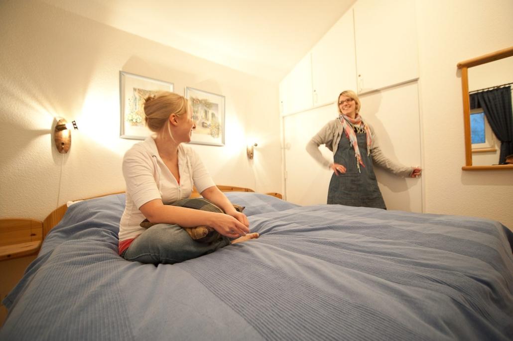 Ferienhaus_Kormoran_Schlafzimmer