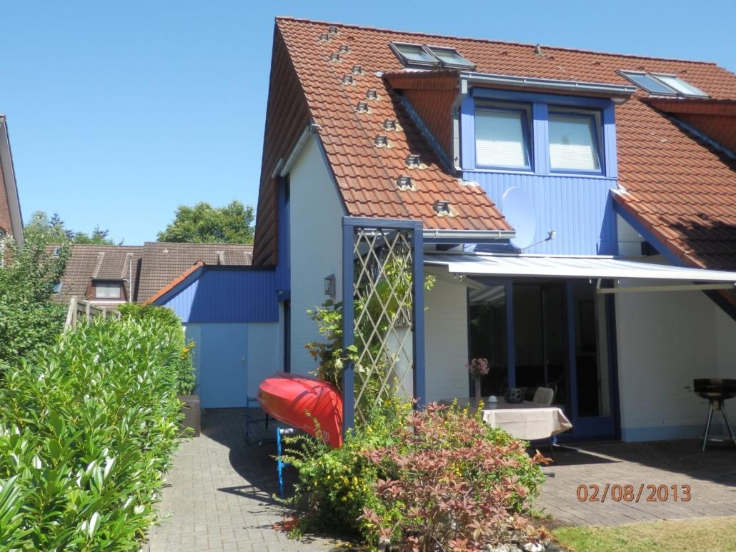 Otterndorf_Ferienhaus_Medemsonne_Aussenansicht