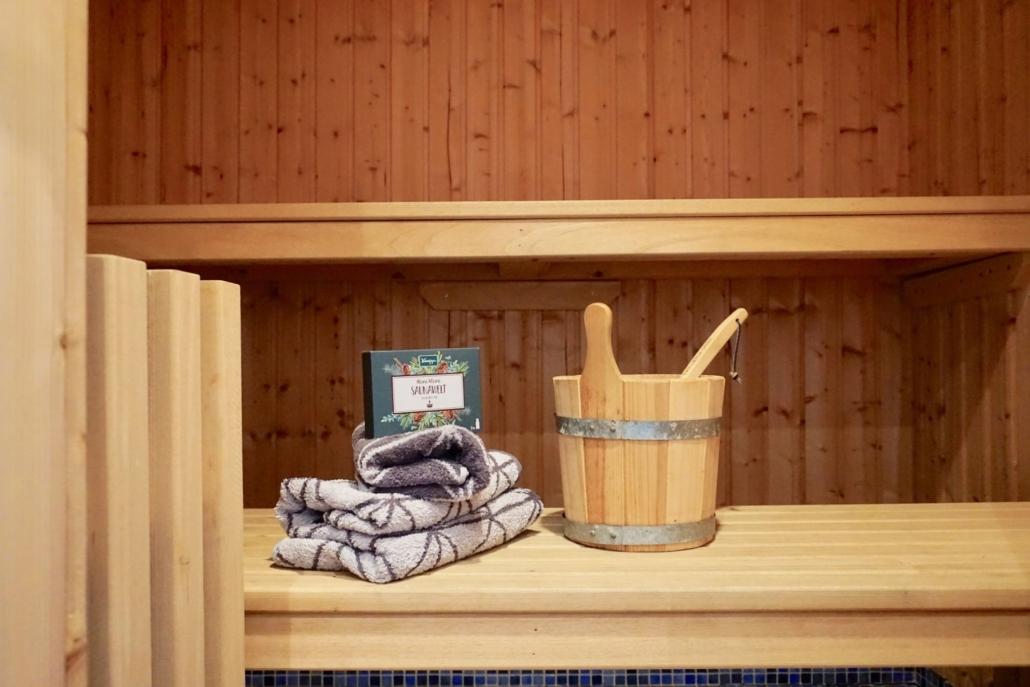 Ferienhaus Ryokan Sauna