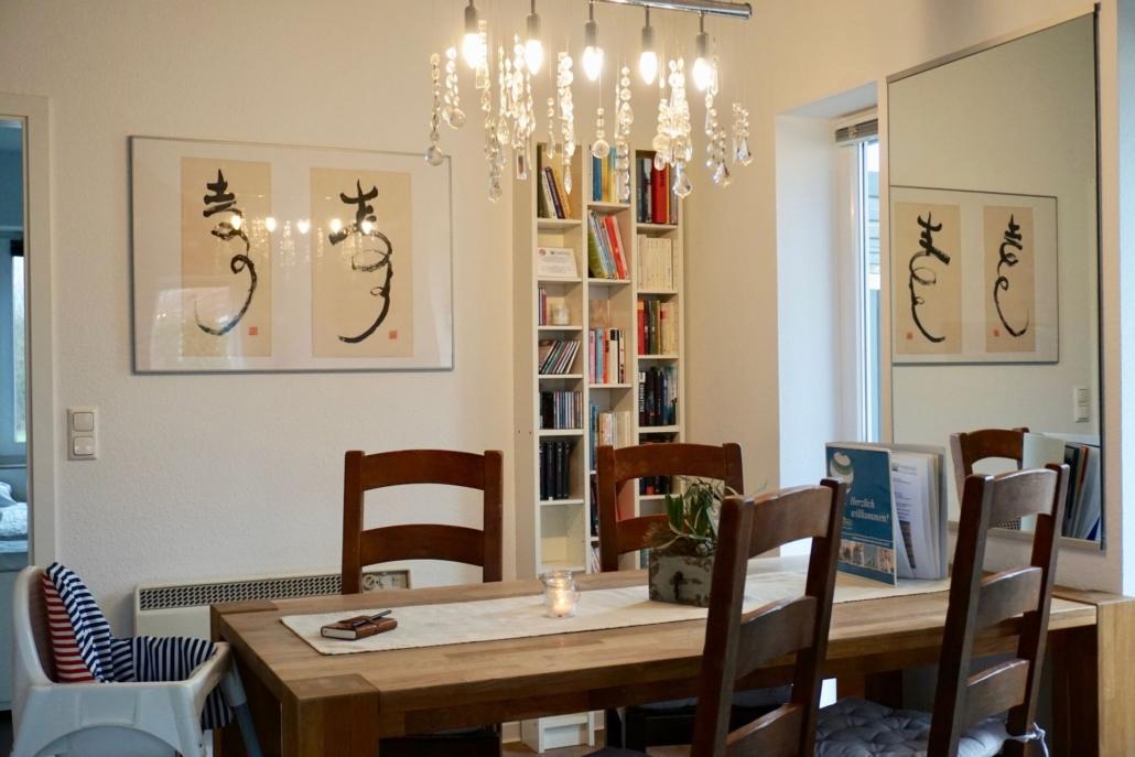 Ferienhaus Ryokan Wohnzimmer1