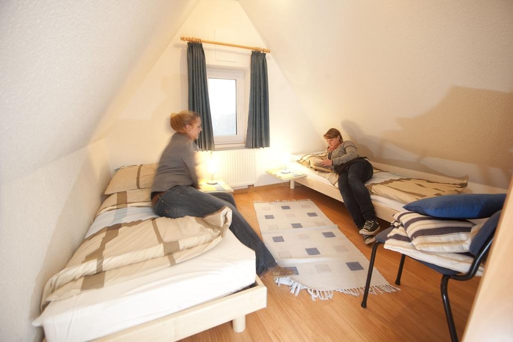 Ferienwohnung_Rathausblick_Schlafzimmer2