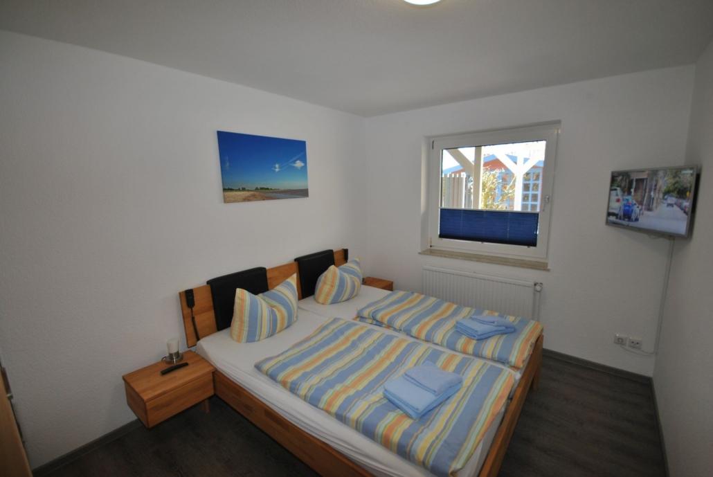 Ferienhaus_Seestern_I_Schlafzimmer