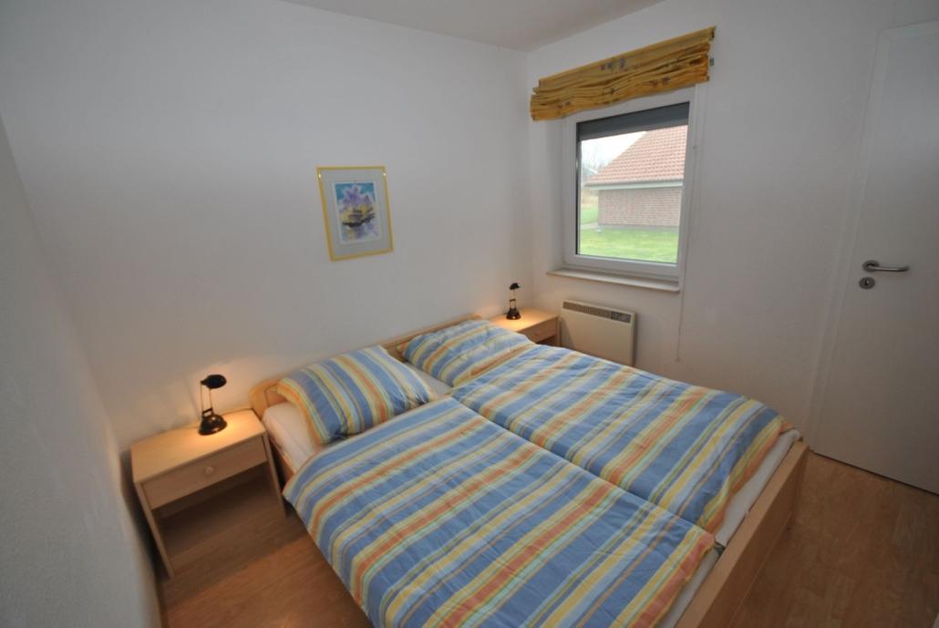 Ferienhaus_Strandperle_Schlafzimmer