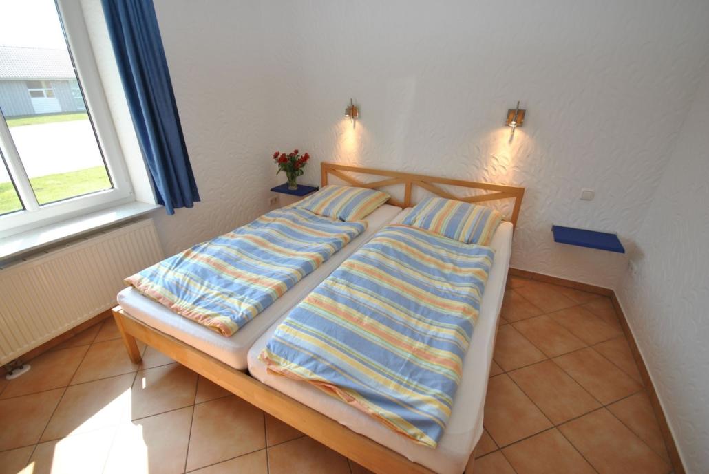 Ferienhaus_Wattwurm_Schlafzimmer1