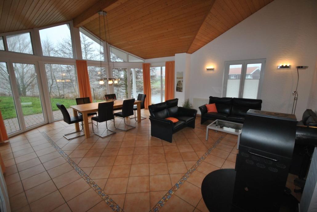 Ferienhaus_Wattwurm_Wohnzimmer